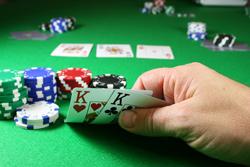 Hierarchia układów kart w pokerze