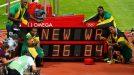 Rekord świata i kolejne złoto Bolta