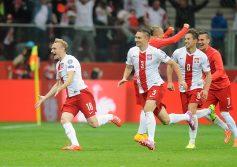 polacy po zwycięstwie z niemcami